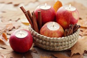 swiecznik jablko