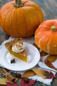 jesienny deser