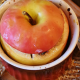 jabłka świąteczne