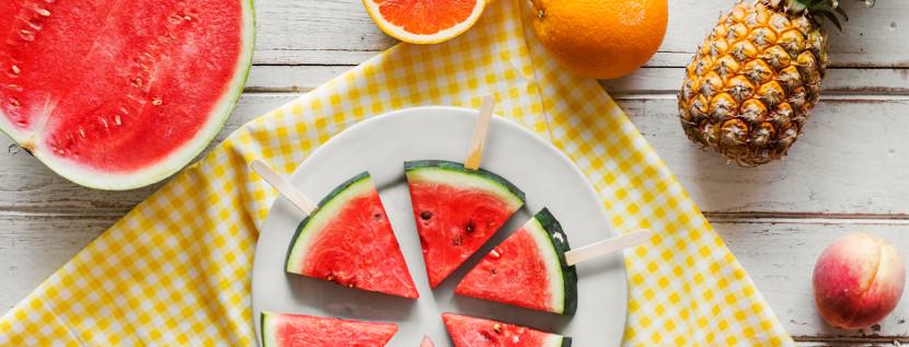 Owoce ochładzające