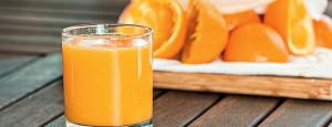 Sok pomarańczowy